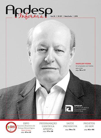 Apdesp Informa - Edição 201 (Mai/Jun)